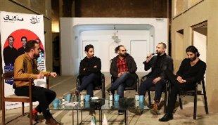 جشن امضاء آلبوم «مدونای» در نصف جهان؛-اعضای «دنگ شو» با مخاطبان خود دیدار کردند
