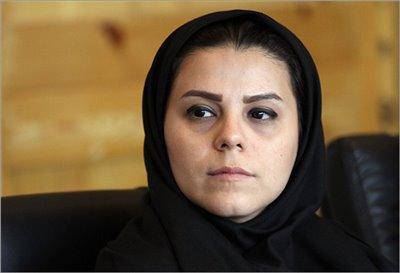سحر طاعتی مدير روابط عمومي سي امين جشنواره موسيقي فجر شد