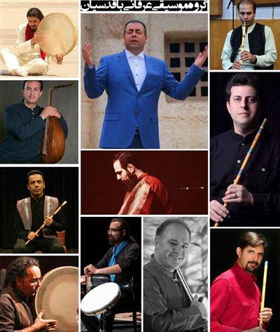 «پیام عزیزی» با گروه «با قدسیان» به جشنواره بینالمللی موسیقی فجر میآید