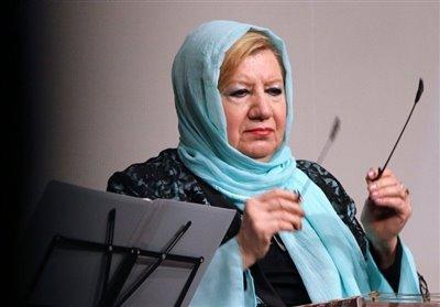 سوسن اصلانی: من اولین زن رهبر ارکستر ایرانی هستم / واقعیت را درتاریخ بنویسیم