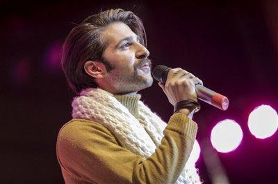 حمید هیراد خواننده «دعوت» شد