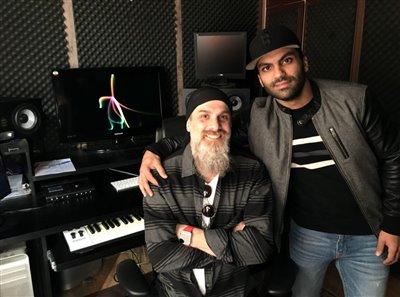 پدرام کشتکار با خواننده جدید به موسیقی باز می گردد