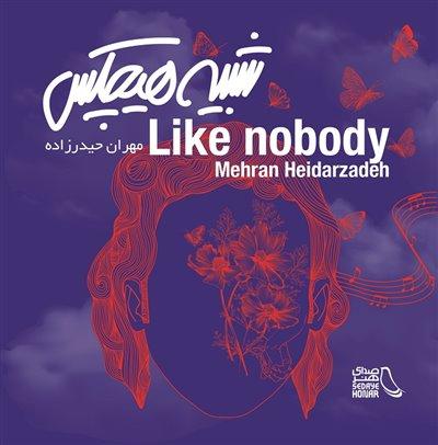 مراسم رونمایی آلبوم راک «شبیه هیچکس» با صدای «مهران حیدرزاده» برگزار میشود