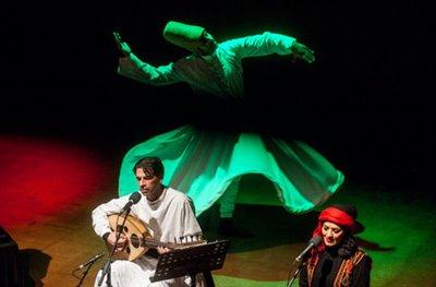 """کنسرت""""آقای سماع"""" به مناسبت روز جهانی مولانا در شهر قونیه برگزار می شود"""