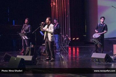 نخستین کنسرت مجید نباتی برگزار شد