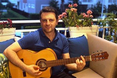 جایزه جهانی آهنگسازی برای علی پهلوان