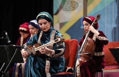 یکسوم هنرمندان جشنواره موسیقی فجر بانوان بودند