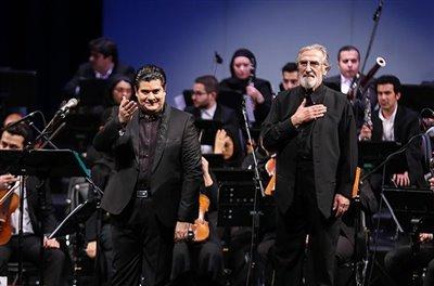سالار عقیلی با ارکستر ملی به تبریز میرود