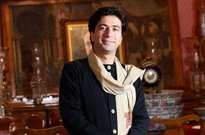 اجرای محمد معتمدی با نوازندگان بینالمللی در هلند