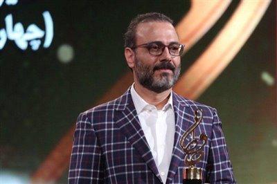جایزه جشن حافظ برای علیرضا قربانی