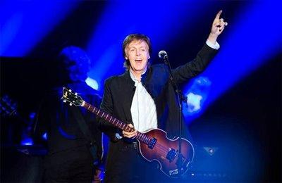طلسم 36 ساله خواننده «بیتلز» شکسته شد