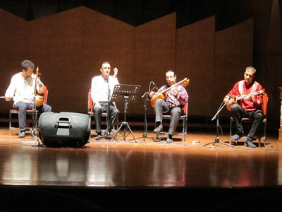 جوانترین خواننده موسیقی سنتی در تالار وحدت می خواند