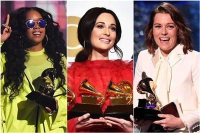 رکورد تاریخی زنان در جوایز گرمی ۲۰۱۹