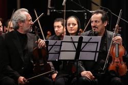 ارکستر سمفونیک البرز آثار آهنگسازان آذربایجانی را اجرا کرد