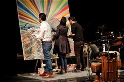 کنسرت گروه «دنگشو» در تالار وحدت برگزار شد