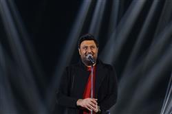 دیدار محمد علیزاده با هوادارنش در سالن میلاد