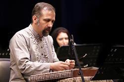 عبدالحسین مختاباد آثار قدیمی خود را خواند