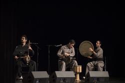 بیت آوازهای کردی توسط گروه «ژی» اجرا شد
