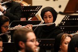 نوای «کُر فلوت تهران» در رودکی شنیده شد