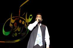 اجرای علی زندوکیلی در جشنواره موسیقی فجر