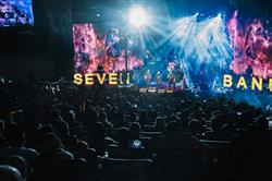 تازهترین کنسرت گروه «سون» برگزار شد