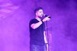 آخرین کنسرت سال 96 زانیار خسروی برگزار شد