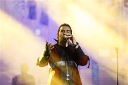 رضا یزدانی با طرفدارانش دیدار کرد
