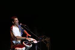 اجرای پرشور «لیان» در حضور محمود دولتآبادی
