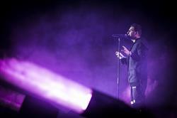 پازلبند ۲۲ قطعه اجرا کرد / کنسرتی با حضور ستارههای سینما