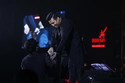 اولین کنسرت بابک مافی برگزار شد